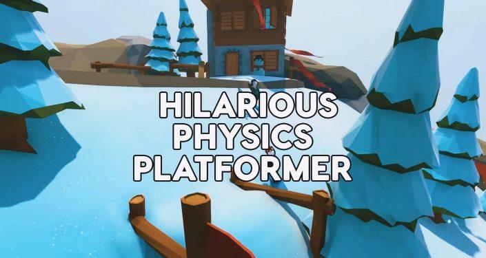 Human Fall Flat: Den Physik-Platformer gibt es ab sofort für PS5
