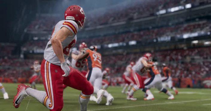 Madden NFL 22: Die neue Football-Simulation im Trailer vorgestellt