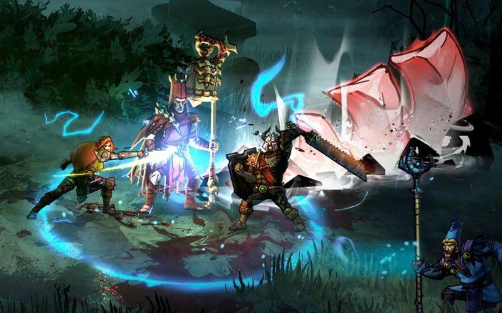 Blightbound: Release-Termin für PS4 und neuer Trailer