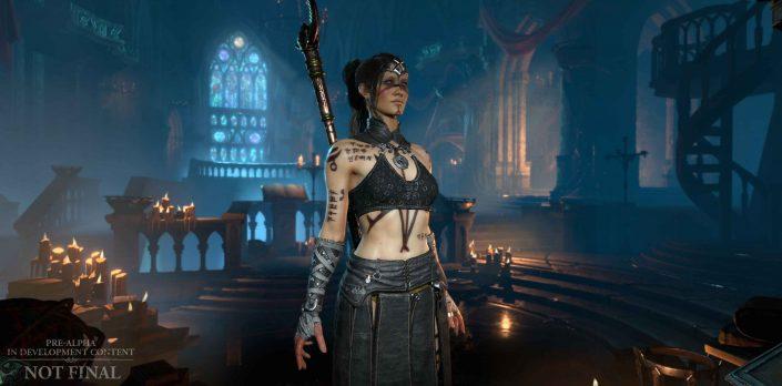 Diablo 4: Artwork, Zwischensequenzen und Anpassungsmöglichkeiten im Detail