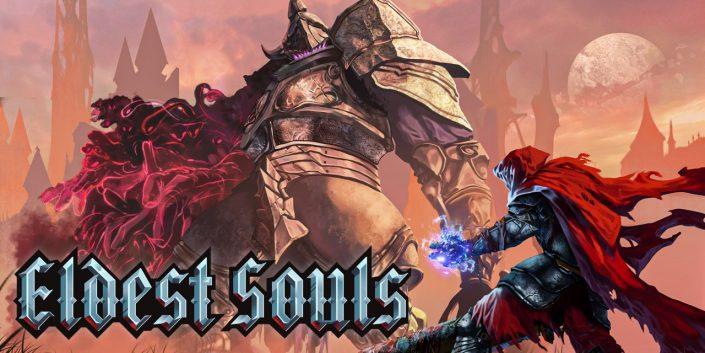 Eldest Souls: Animierter Trailer stimmt auf das gnadenlose Boss-Rush-Abenteuer ein