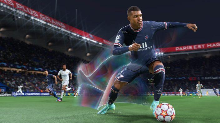 UK-Charts: FIFA 22 verteidigt die Spitze – Wie schlagen sich Far Cry 6 & Alan Wake?