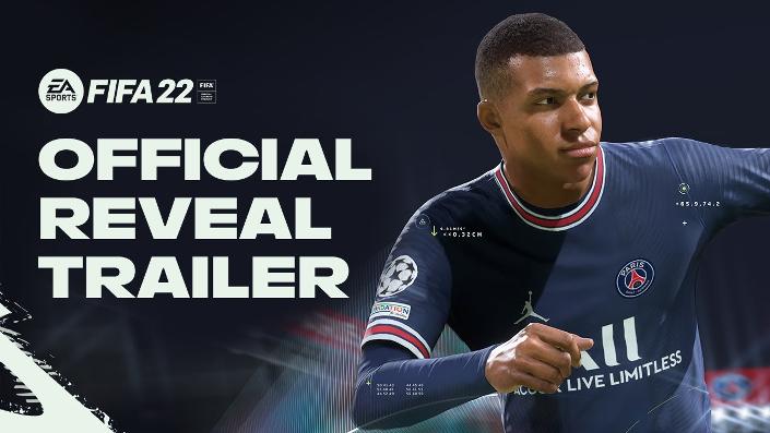 FIFA 22: Release der Fußball-Simulation mit erstem Trailer angekündigt