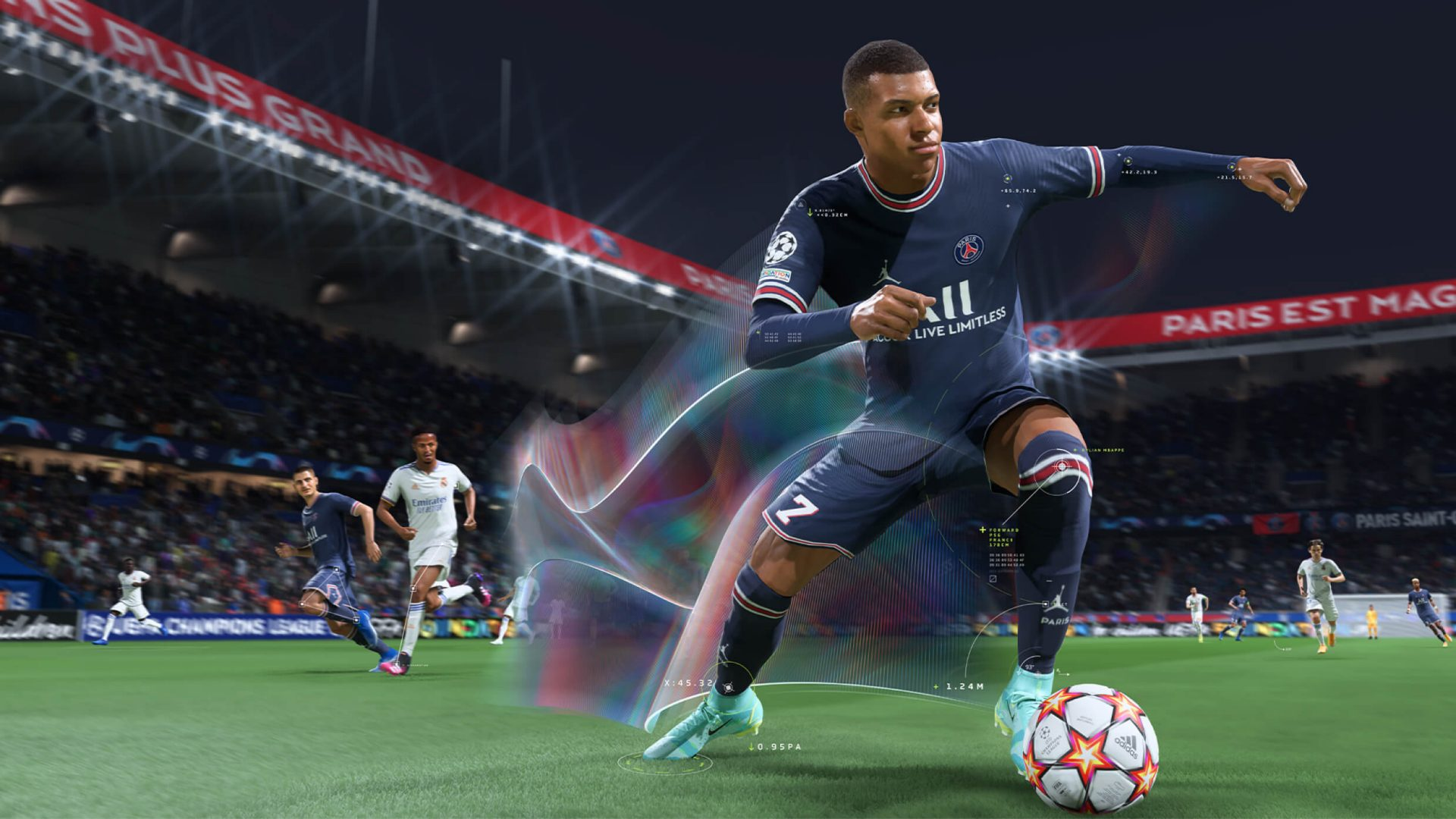 FIFA 22: So sollen der DualSense und das 3D-Audio für eine noch realistischere Erfahrung sorgen
