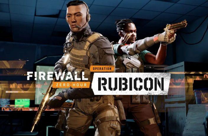 Firewall Zero Hour: Operation Rubicon startet mit Season-Pass und neuen Inhalten