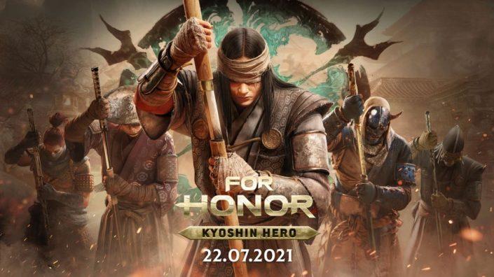 For Honor: Die Kyoshin stellen sich in einem Trailer vor