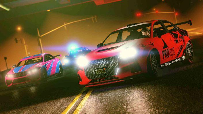 GTA 5 Enhanced Edition: Technische Details zur PS5-Version