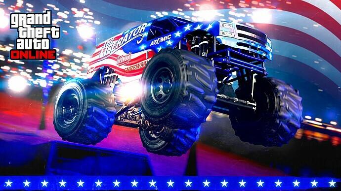 GTA Online: US-Unabhängigkeitstag mit neuen Inhalten und Boni gefeiert