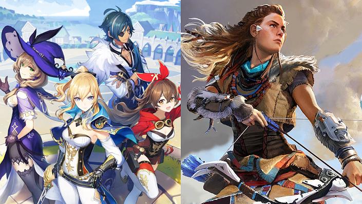 Genshin Impact: Aloy aus Horizon Zero Dawn als spielbarer Charakter angekündigt