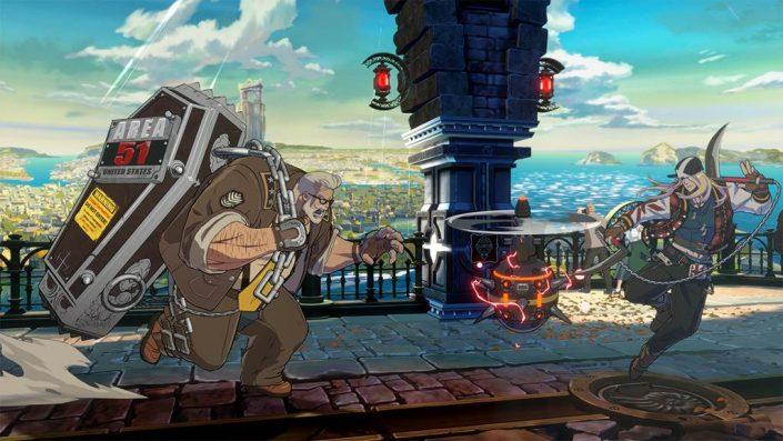 Guilty Gear Strive: Goldlewis Dickinson als erster DLC-Charakter enthüllt – Termin, Trailer & Details