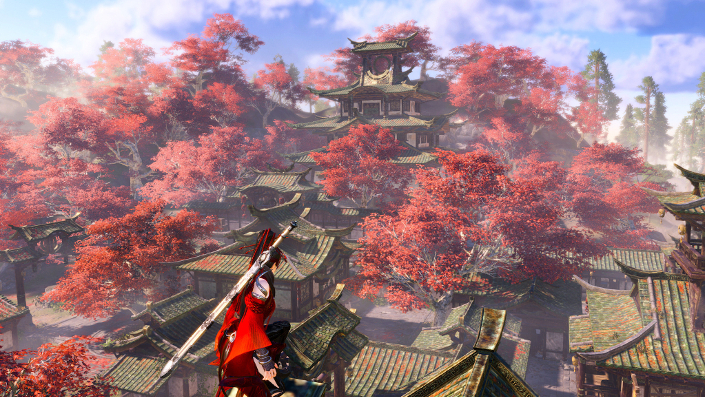 Naraka Bladepoint: Konsolen-Umsetzung bestätigt + PlayStation 5-Gameplay