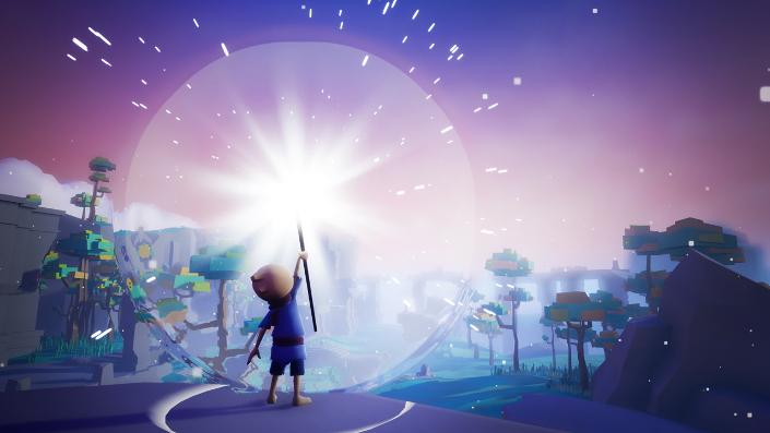 Omno: Malerisches Indie-Adventure veröffentlicht – Der offizielle Trailer zum Launch