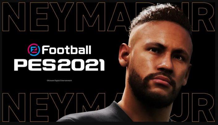 PES 2021/22: Neymar Jr. wird Botschafter und erscheint als Iconic-Spieler