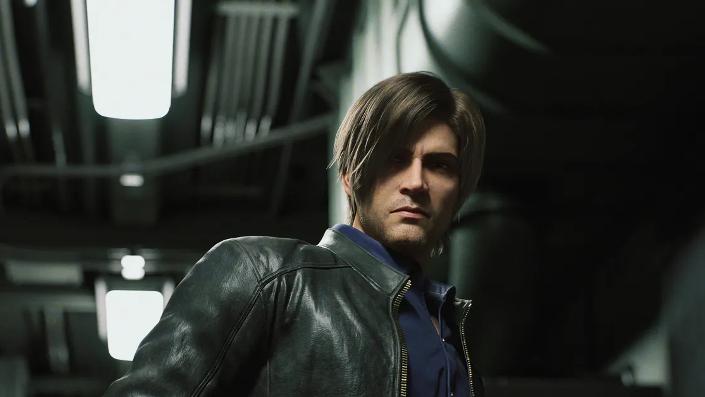 Resident Evil Infinite Darkness: Was bedeutet das Logo im Serienfinale?