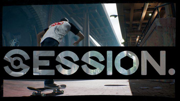 Session: Ambitionierte Skateboard-Sim für PS4 & PS5 bestätigt