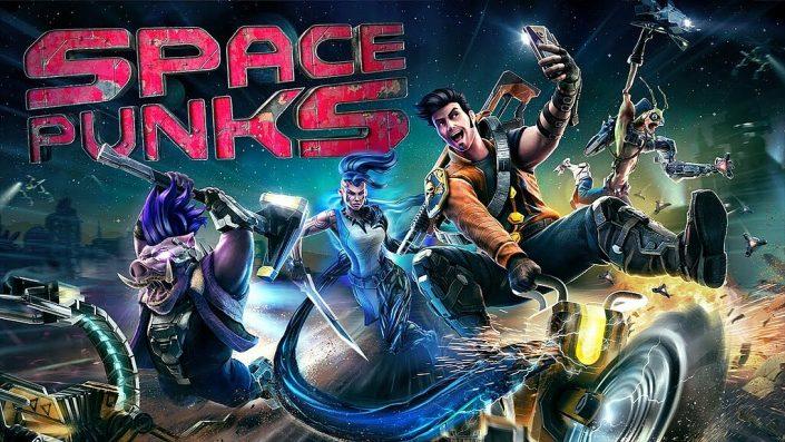 Space Punks: Flying Wild Hog kündigt ein neues Action-Rollenspiel an – Erster Trailer