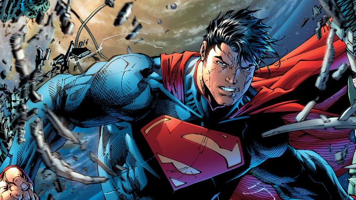 Superman: Videomaterial aus eingestelltem DC-Spiel aufgetaucht