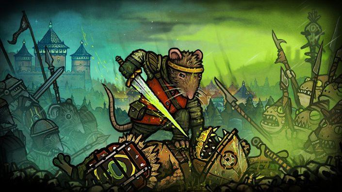 Tails of Iron: Der stimmige Gamescom-Trailer zum handgezeichneten Rollenspiel