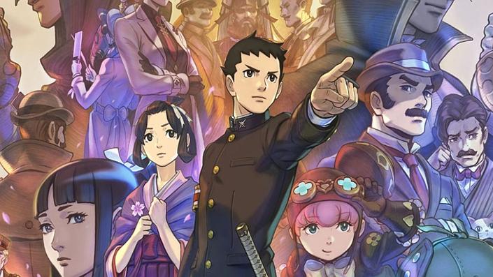 The Great Ace Attorney Chronicles: Adventure-Sammlung veröffentlicht – Der Trailer zum Launch