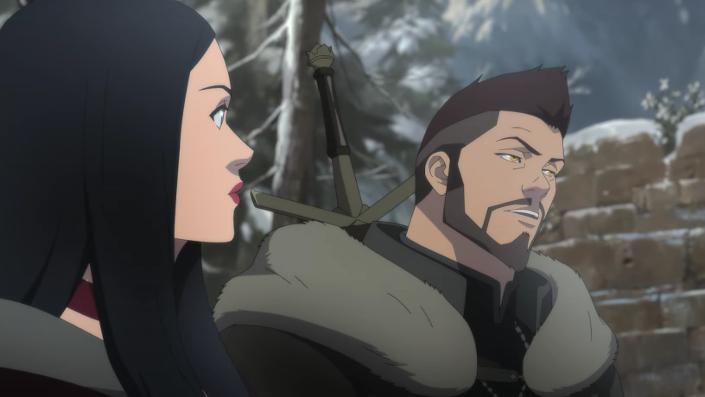 The Witcher Nightmare of the Wolf: Neuer Trailer zum Animationsfilm veröffentlicht
