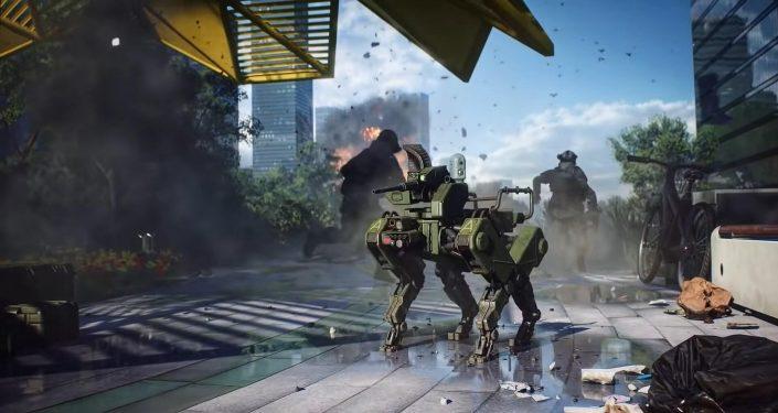 Battlefield 2042: DICE verfolgt bei Cheatern eine Null-Toleranz-Politik