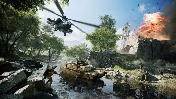 """Battlefield 2042: Cinematischer Kurzfilm """"Exodus"""" angekündigt"""