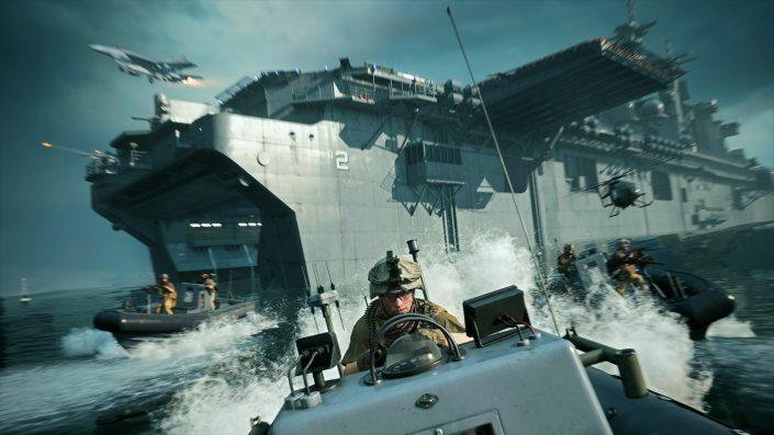 Battlefield 2042: Kurzer Gameplay-Clip und Hinweis auf Spezialwaffen