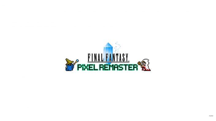Final Fantasy Pixel Remaster: Konsolenportierungen sind im Bereich des Möglichen