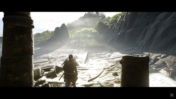 Ghost of Tsushima: Die Spielzeit der Director's Cut-Erweiterung und weitere Details geleakt