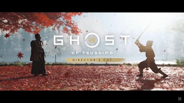 Ghost of Tsushima: Die Preload-Phase des Director's Cuts ist gestartet