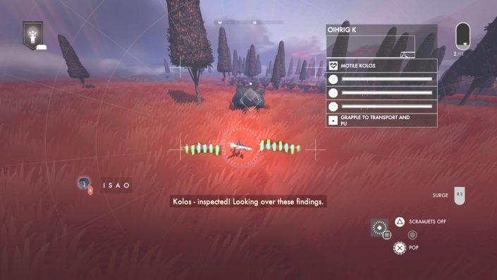 Jett The Far Shore: Erstes Gameplay aus dem interstellaren Adventure