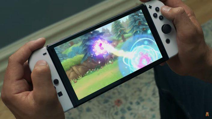 Nintendo Switch: OLED-Modell ohne stärkere Hardware – Angaben zur Akkulaufzeit