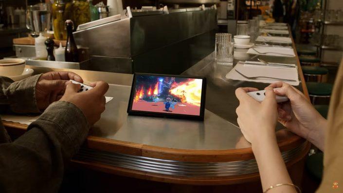 Nintendo Switch: OLED-Modell angekündigt – Trailer, Termin und Details