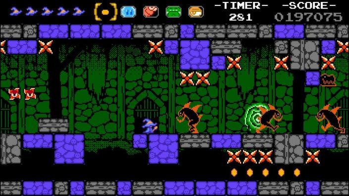 Ravva and the Cyclops Curse: Pixel-Abenteuer erscheint für PS4