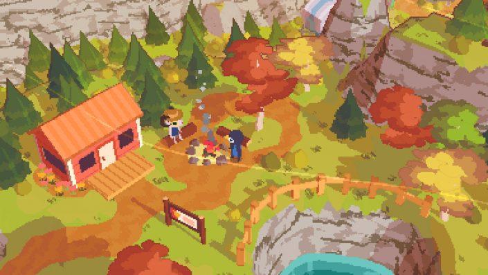 A Short Hike: Das idyllische Exploration-Adventure kommt auf die PlayStation 4
