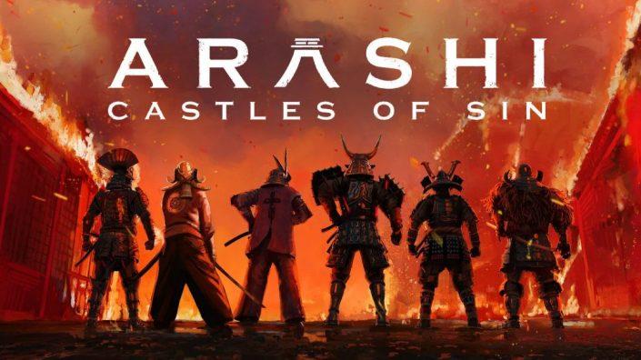 Arashi Castles of Sin: Stealth-Action für PlayStation VR veröffentlicht – Der Trailer zum Launch