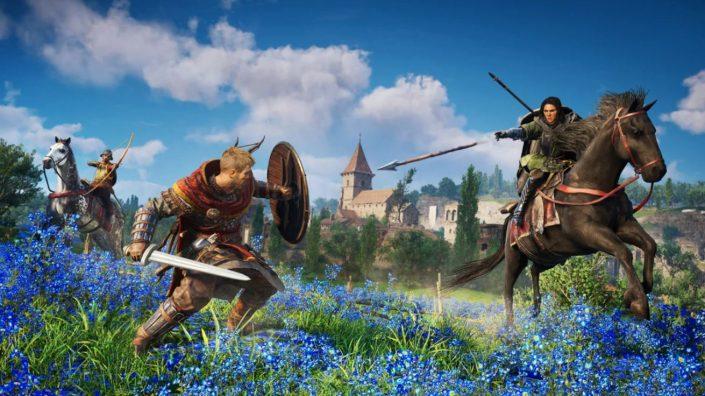 Assassin's Creed Valhalla: Albtraum-Schwierigkeitsgrad und mehr im neuen Update