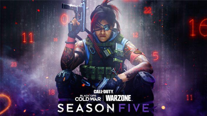 CoD Black Ops Cold War & Warzone: Season 5 startet am Freitag mit Doppelagenten-Modus und mehr