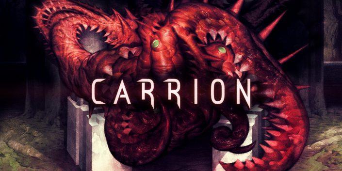 Carrion: Horror-Titel mit einem passenden Trailer für die PS4 angekündigt