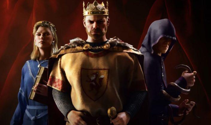 Crusader Kings 3: Strategie-Titel mit einem Trailer für die PS5 bestätigt