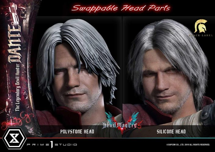 Devil May Cry: Realistische Dante-Statue für 4.300 Dollar angekündigt