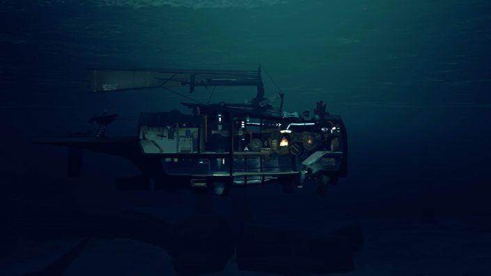 FAR Changing Tides: Neue Videos stellen die Mechaniken des Adventures vor
