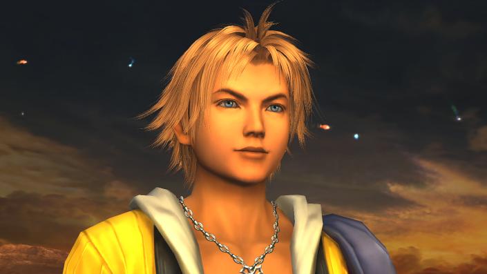 Final Fantasy X: Tidus ursprünglich ein Klempner und weitere Details aus der Entwicklung