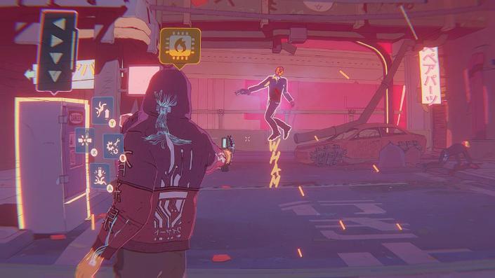 Foreclosed: Cyberpunk-Adventure im Comicstil für alle Plattformen erschienen