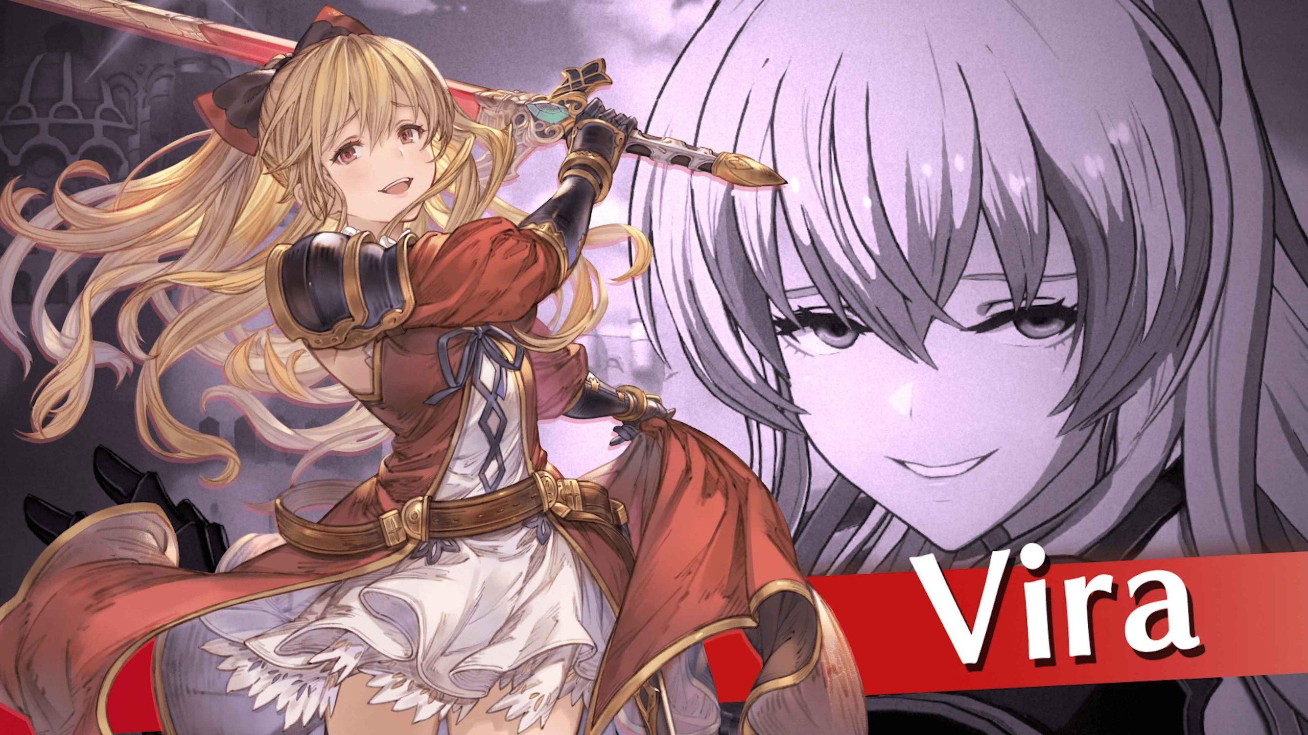 Granblue Fantasy Versus – Vira