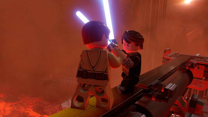 LEGO Star Wars The Skywalker Saga: Neuer Gameplay-Trailer bestätigt Veröffentlichung im Frühling 2022