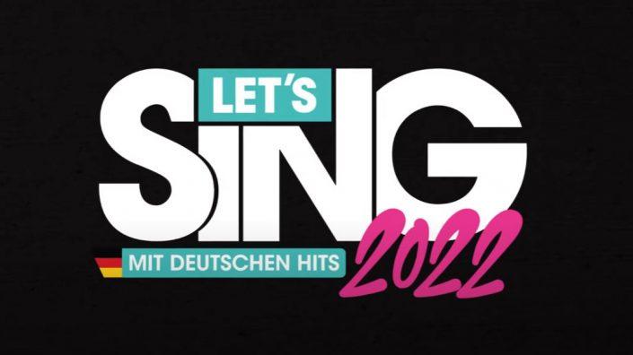 Let's Sing 2022: Erscheint im November für PS4 und PS5