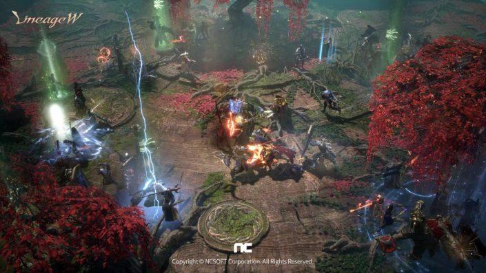 Lineage W: MMO-RPG für PS5, PC und Mobilesysteme angekündigt