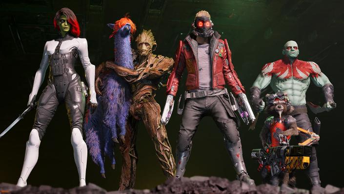 Marvel's Guardians of the Galaxy: Erkundung und Kampfgeschehen in neuen Trailern thematisiert