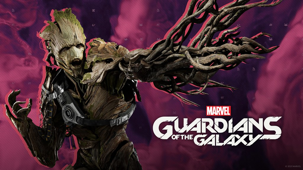 Marvel's Guardians of the Galaxy – Groot